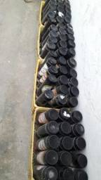 Vendo 20 duzias de cascos de litraos da Skol por $ 5.00 cada dúzia