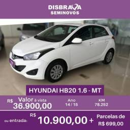 Hyundai HB20 Confort - 2015