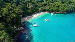 Passeio de Lancha Ilhas Paradisíacas Angra