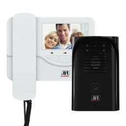 Video Porteiro Jfl Vp 400 Tela Lcd 4,3 RD Segurança Electronica