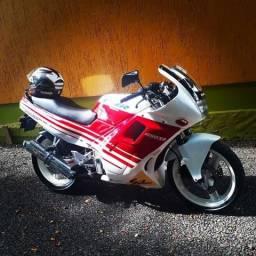 Honda CBR 450 SR forma de parcelamento - 1989