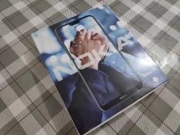 Nokia X6 64gb 6gb Ram Preto Novo Promoção