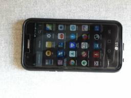 Celular LG novo k10 2017