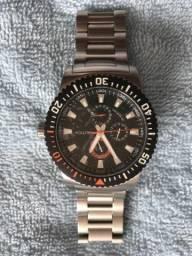 Relógio Náutica Preto
