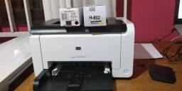 Impressora Hp Laserjet Color Cp1025 Para Transfer