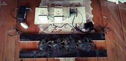 Controladora de temperatura Aquário com cooler