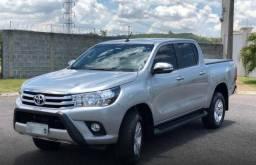 Toyota Hilux 2.7 SRV Cd 4X4 16V Flex 4P Automático 16/17 - 2016