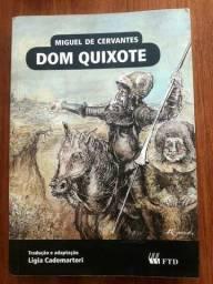 Dom Quixote Autor: Miguel de Cervantes Editora FTD