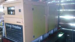 Gerador energia cabinado diesel 50kva