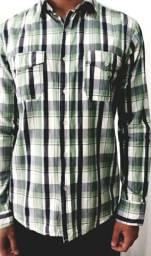 Camisas Sociais (M) -Usadas