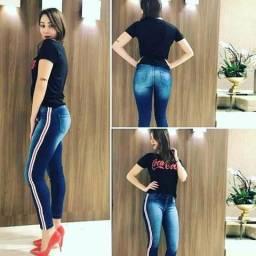 Calça jeans star lee