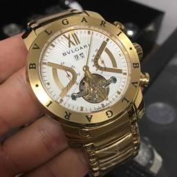 f41a89343c1 Relógio Bvlgari Iron Man até 10x sem juros!