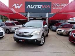 HONDA CRV 2008/2008 2.0 LX 4X2 16V GASOLINA 4P AUTOMÁTICO - 2008