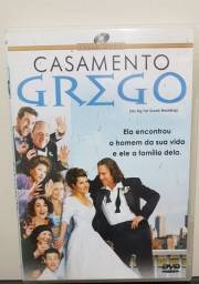 Filme Casamento Grego em DVD original