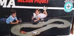 Autorama Nelson Piquet Corrida dos Campeões (Perfeito estado)