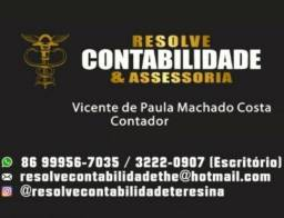 Escritório de Contabilidade Teresina Piauí Contador