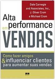Livro - Alta performance em vendas