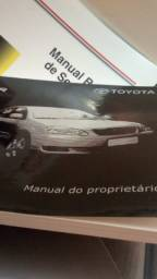 Manual Corolla Fielder