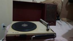 Vitrola Vintage Philips Maleta