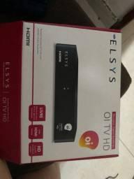 Antena digital OI livre HD