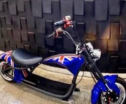 Moto elétrica - 2020