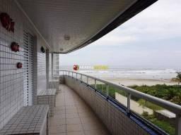Apartamento 3dorms- Pé na Areia- Vista para o mar- Bertioga