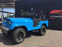 Vendo Jeep Willys 76