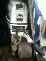 Motor Johnson 25