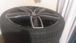 Vendo ou troco rodas aro 20