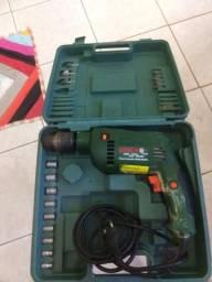 Furadeira e Parafusadeira Bosch 950w