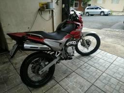 Falcon nx400 2008 vermelha - 1998