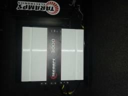 Módulo amplificador Taramps 3000 trio