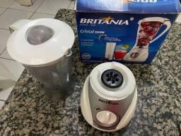 Liquidificador usado Britânia 500w