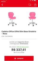 Cadeira escritório/ quarto