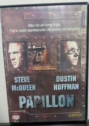 Filme Papillon em DVD original