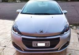 Peugeot 208 1.2 Puretech, Active Pack, 2017, Prata