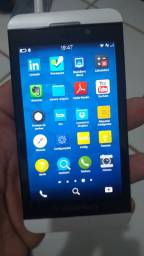 Black berry z10 16gb interna 2gb RAM  rede 4g