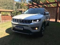 Jeep Compass 2018 Limited 2.0 Flex