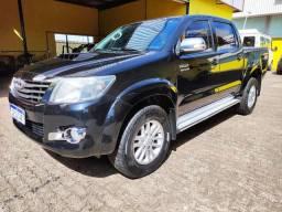 Toyota Hilux SRV 4x4 Diesel Automática 2013