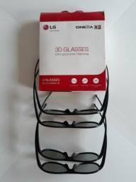 Óculos 3d LG - Cacoal/RO