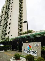 Excelente apartamento no Luzia! Repletto Condomínio Clube-Luzia, Aeacaju/se