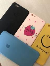 Capinha iPhone 6S plus