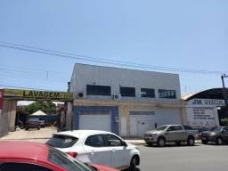 Prédio comercial com área privativa de 120 m².