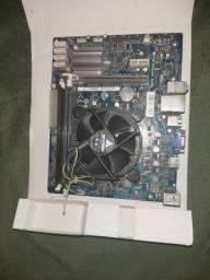Kit Upgrade Placa mãe LGA 1155 DUAL DDR3 (NOVISSIMA)