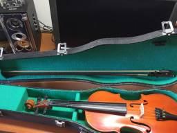Violino importado super inteiro, pronto para tocar