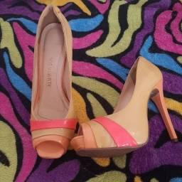 Sapato viamarte usado