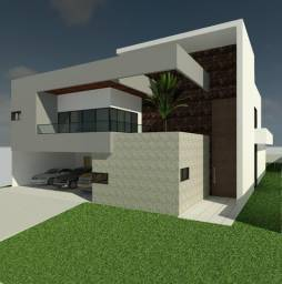 Sobrado 5 Suites Plena ,Alto Padrão Condomínio Jardins Lisboa