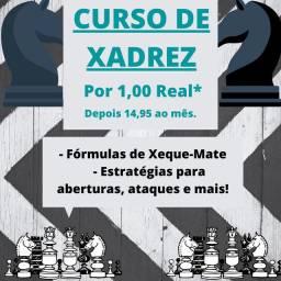 Curso de xadrez online