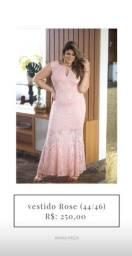 Vestido de festa Rose (42/44/46) - temos outros modelos disponíveis