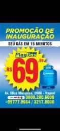 Procuro VENDEDOR/ENTREGADOR DE GÁS